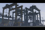 gta 5 trailer 1 cranes at the dock