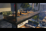 gta 5 trailer 1 exercising at home
