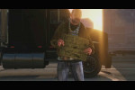 gta 5 trailer 1 homeless guy with sign