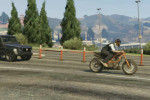 gta online gameplay custom bike