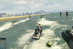 gta online gameplay jetski racing 2
