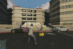 gta online gameplay shootout at government facility 1