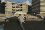 gta online gameplay shootout at government facility 2