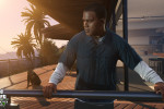official screenshot franklin on balcony