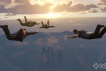 official screenshot gtao tandem skydiving