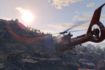 official screenshot helicopter over vinewood hills