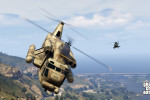 official screenshot military helicopter