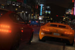 official screenshot super cars at night