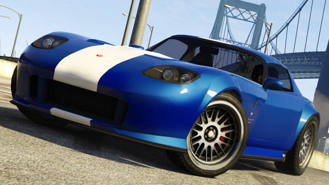 2013 Bravado Banshee in GTA 5