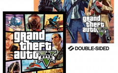 gamestop gtav poster july 27 weekend