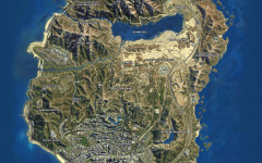 gta v map satellite small