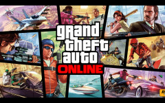 official artwork grand theft auto online