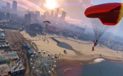 official screenshot beach bum parachuting