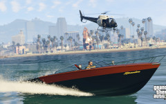official screenshot michael cant out boat a chopper