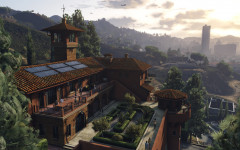 official screenshot pc castle in the hills