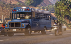 official screenshot prison bus takeover