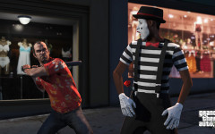 official screenshot trevor ensures a mime wont talk
