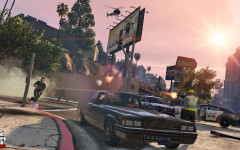official screenshot west vinewood warzone