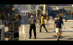 trailer 6 mime along the beach
