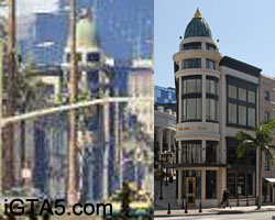 Gta 5 Landmarks And Other Buildings