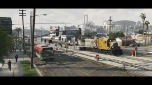 Trailer 2 - Scene 13: All that urban sprawl