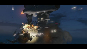 Trailer 2 - Scene 36: Mid-air collision