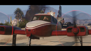 Trailer 2 - Scene 24: Take-off