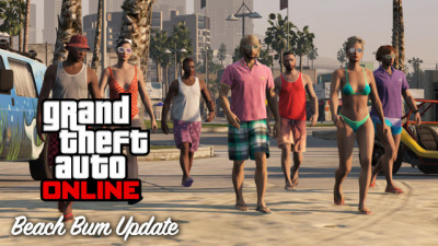 GTA Beach Bum Update
