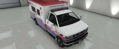 Ambulance গ্র্যান্ড থেফট অটো ৫ সম্পূর্ন রিভিউ+ডাউনলোড লিঙ্ক (2013)