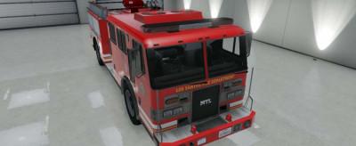 Fire Truck গ্র্যান্ড থেফট অটো ৫ সম্পূর্ন রিভিউ+ডাউনলোড লিঙ্ক (2013)