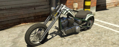 Bikes In Gta 5 With Flames West Coast Choppers bikes