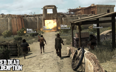 Red Dead Redemption Free Roam Mission