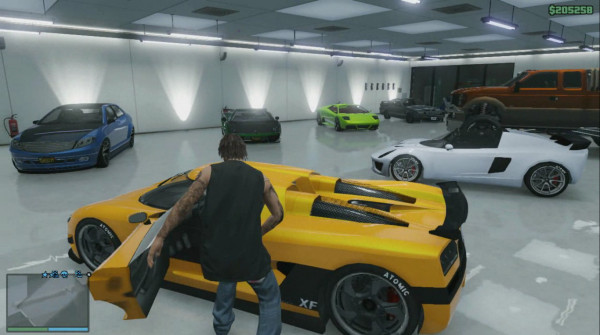 8 car garage warehouse garage GTA V GTAForums