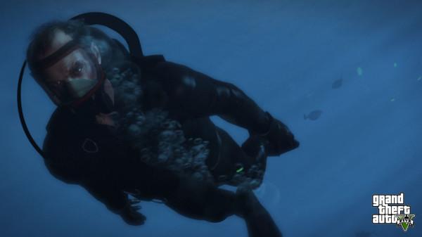 GTA 5 Fish