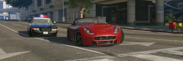 GTA 5 Car Jacking