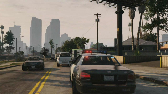 GTA 5 First Response mods