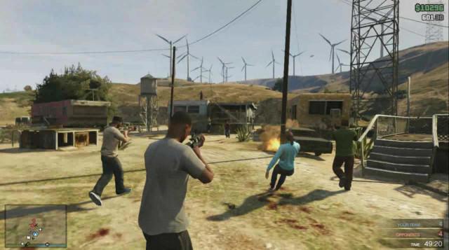 GTA Online Fansite Preview
