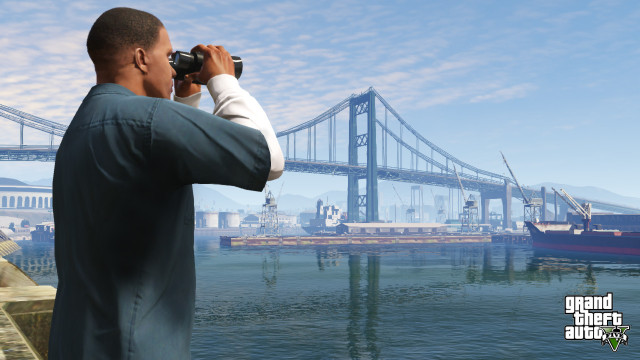 Port of Los Santos