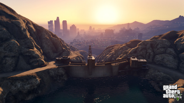 GTA 5 Location / Setting