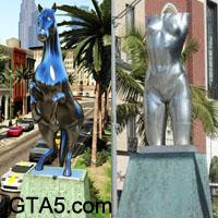 Torso Statue