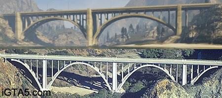 Big Creek and Bixby Creek Bridges