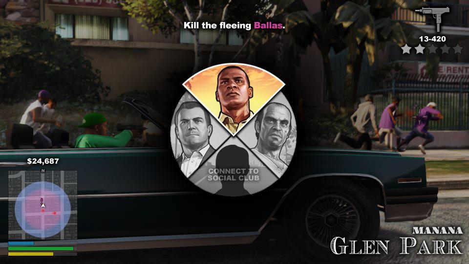 Fan Art: The GTA 5 HUD