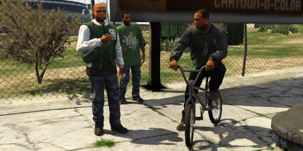 Don Davis Auto Group >> Gangs - GTA V - iGrandTheftAuto