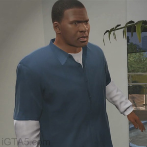 gta online black male character