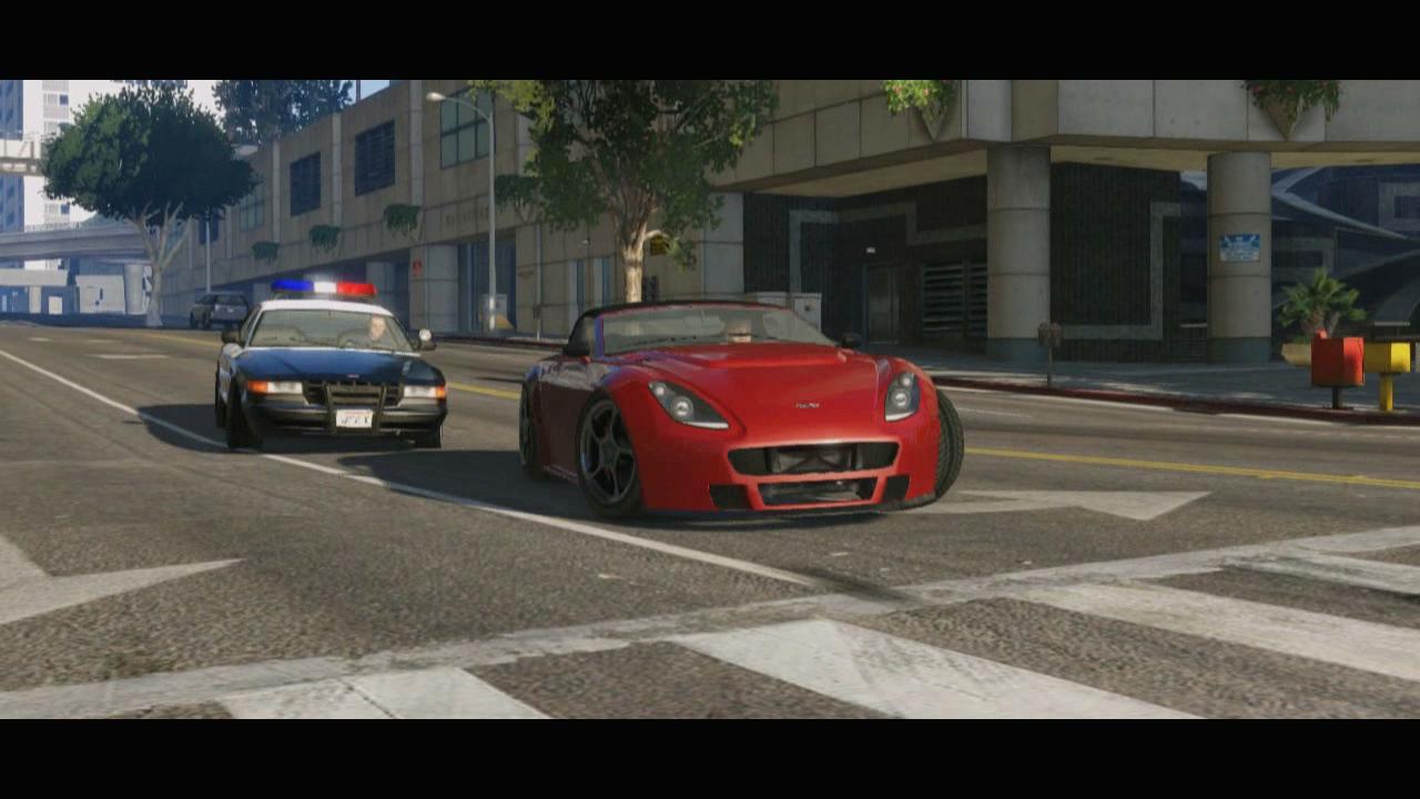 GTA 5 First Official Trailer