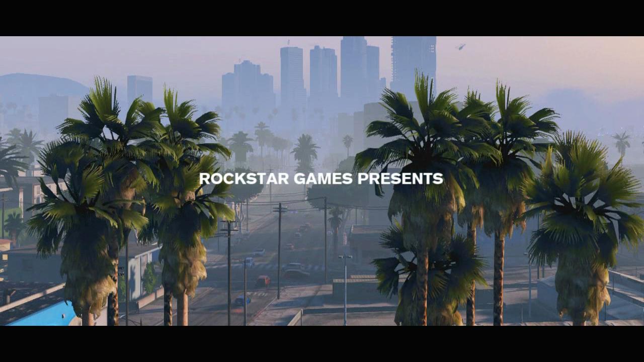 Grand Theft Auto 5   Rockstar Games официальный фан