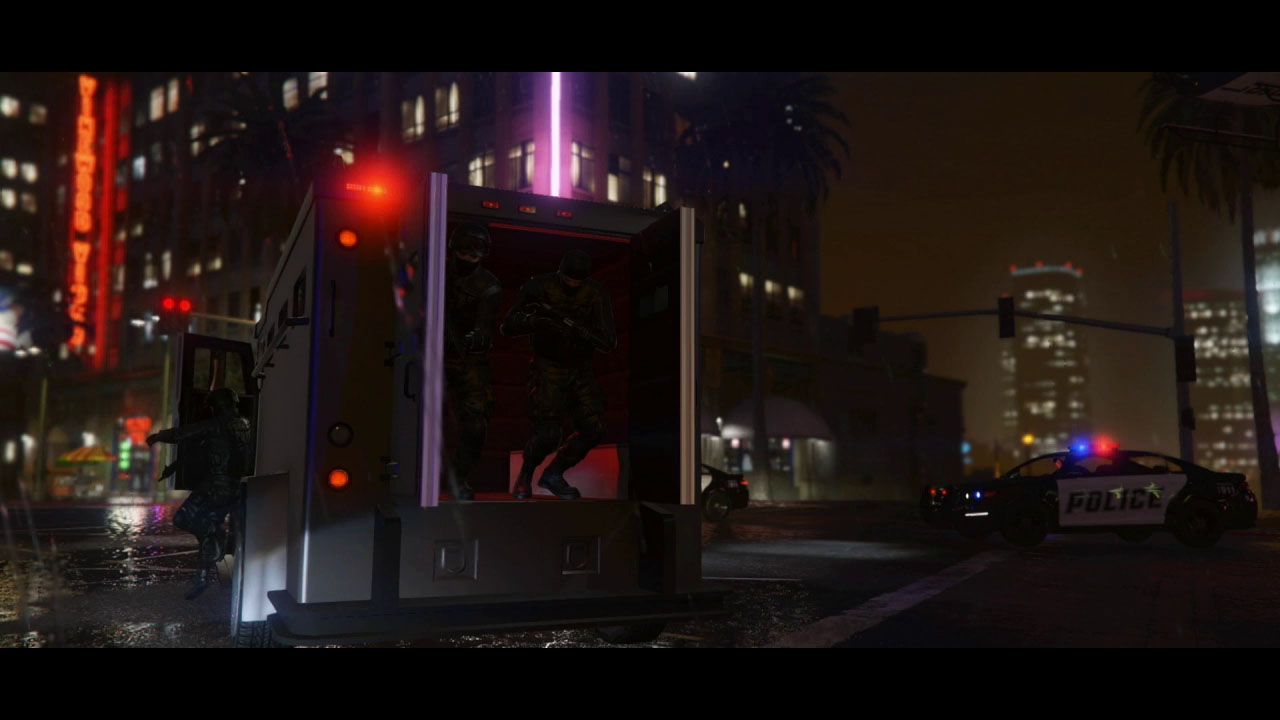 GTA 5 News, Release Date, Info & Images