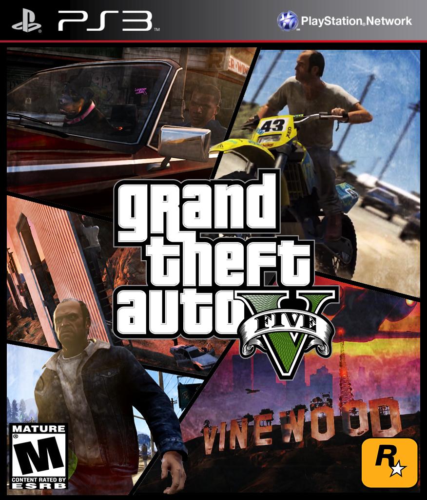 دانلود Grand Theft Auto V برای PS3 | www.MihanGame.com