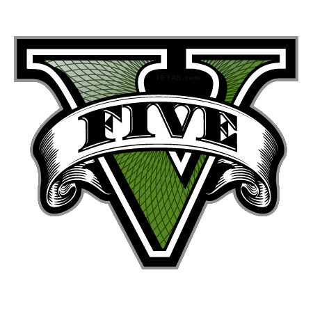 gta v five logo v only Rockstar answers questions about GTAV