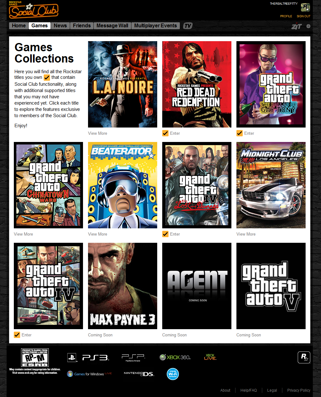Rockstar Games Social Club Client download free software ...